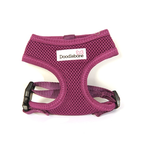 Airmesh Dog Harness – Purple 2