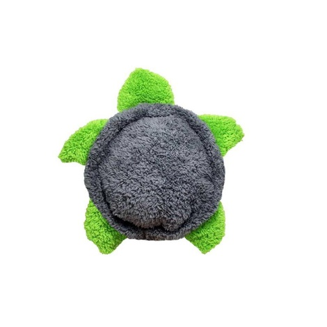 Fuzzies Turtle Dog Toy