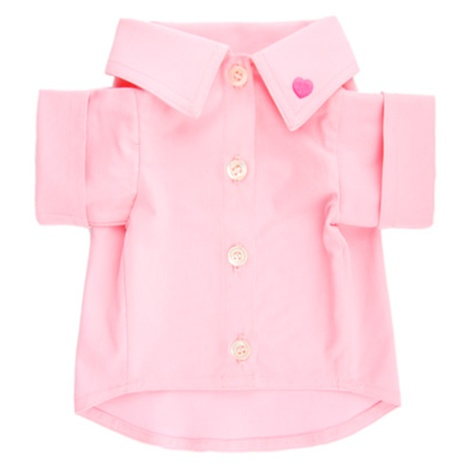Dog Clothing Baby Pink Shirt