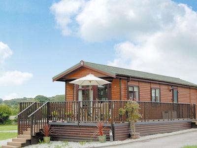 Rosewater Lodge, Cornwall, Saint Teath