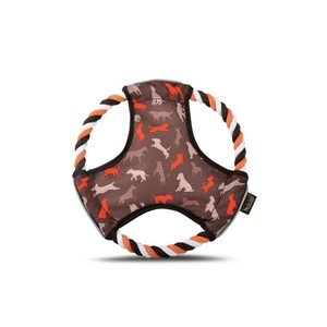 Scout & About Flying Disc Dog Toy