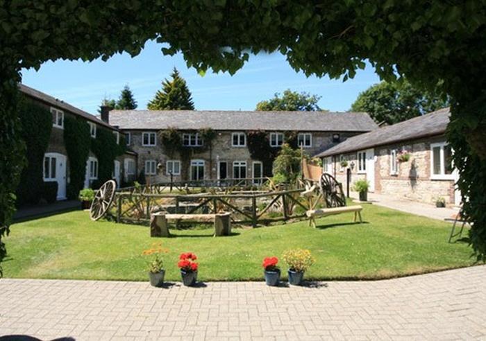 Kingsbere Cottage - Greenwood Grange, Dorset 1