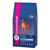 Eukanuba - Senior/Mature Large Breed Dog Food