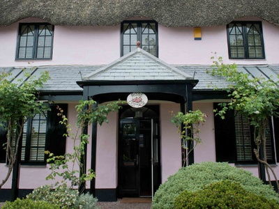 Rose Cottage at The Cary Arms, Devon