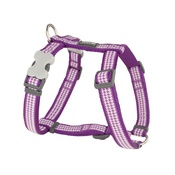 Red Dingo - Fang It Dog Harness – Purple