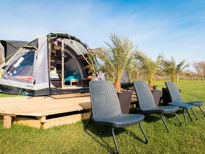 Llangennith Scamper Holidays - Camper Air-Tent, Swansea