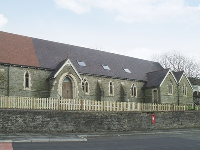 St Albans Church, Glamorgan, Treherbert