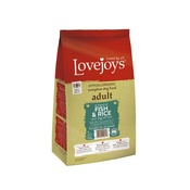 Lovejoys - Lovejoys Adult Fish & Rice Dry Dog Food 12kg