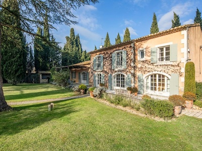 Mas Evans, Provence