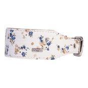 DO&G - DO&G Oriental Silks Dog Collar - Flower