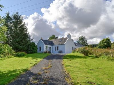 The Ploughmans Cottage, Highland, Edinbane