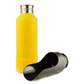 K9 Unit Water Bottle 25oz Search Light Yellow