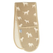 Mutts & Hounds - M&H French Grey Oven Gloves