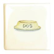 Maggie Mumford - Dog Bowl Tile