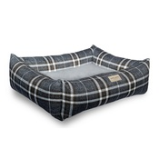 Bowl&Bone Republic - Scott Dog & Cat Bed - Blue