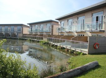 Retallack Lakeside Apartments, Cornwall