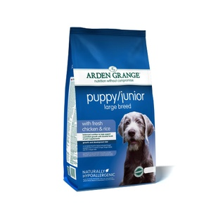 Puppy/Junior Large Breed Dog Food