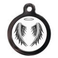 Angel Pet ID Tag