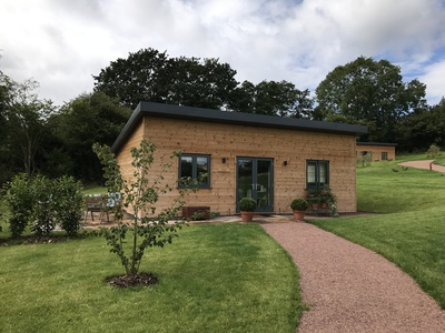 Radnor Lodge, Herefordshire