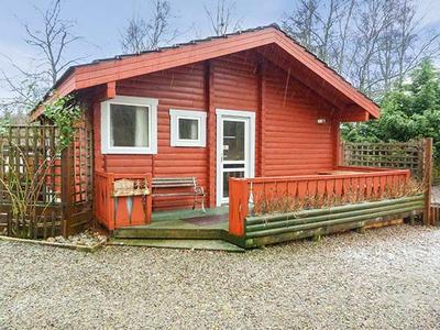 Spruce Lodge, Highland, Strathpeffer