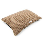 Mutts & Hounds - Balmoral Tweed Pillow Bed