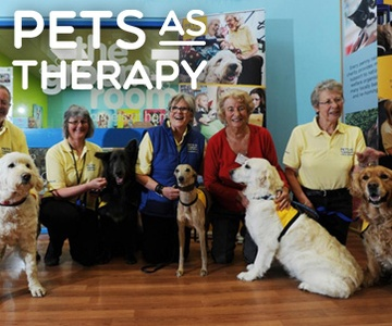 Pets as Therapy