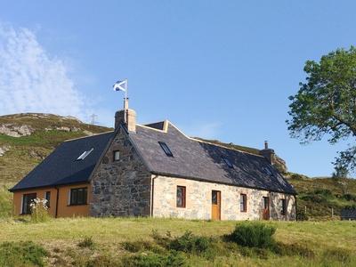 Cuilfearne Croft, Sutherland, Forsinard