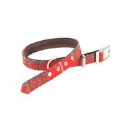 LoveMyDog - Hoxton Tartan Harris Tweed Dog Collar