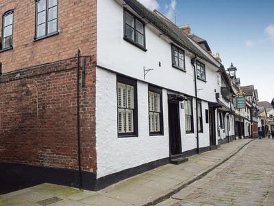 Wesley House, Shropshire, Shrewsbury