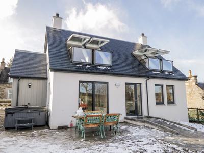 Berg Cottage, Moray, Ballindalloch