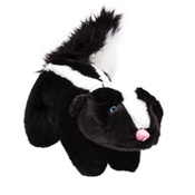 Fluff & Tuff - Fluff & Tuff Plush Dog Toy – Lucy the Skunk