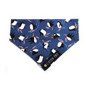 Ditsy Pet - Penguin Slip on Bandana
