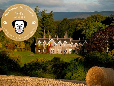 Ballathie Country House Hotel & Estate, Scotland, Stanley