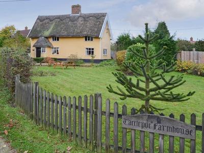 Tattlepot Farmhouse, Norfolk, Diss