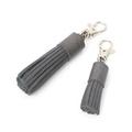Stoneham Leather Tassel Clip