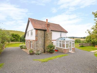 The Old Farmhouse, Upper Pitts, Shropshire, Knighton