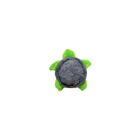 Fuzzies Turtle Mini Dog Toy