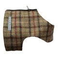 Balmoral Tweed Dog Harness 2