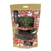Green and Wilds - Green & Wilds Ox Liver Chews Dog Treats 3x100g
