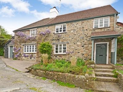 Wisteria Cottage, Devon, Buckfastleigh