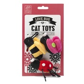 House of Paws - Love Bug Catnip Toys