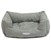 Mutts & Hounds - Stoneham Tweed Boxy Bed