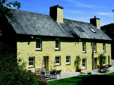 Ty Mawr Country Hotel, Wales