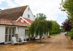 Letheringham Water Mill - The Hayloft, Suffolk 5
