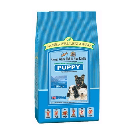 Puppy Fish & Rice Dog Food