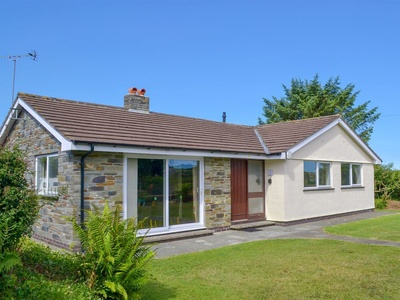 Valley Truckle Bungalow, Cornwall, Camelford