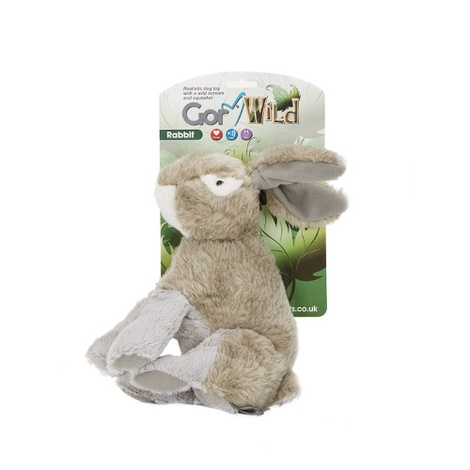 Gor Wild Dog Toy - Rabbit