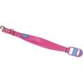 Pink Nylon Dog Lead