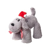 House of Paws - Big Paws Festive Dog Squeaky Dog Toy