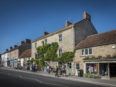 Feathers Hotel, North Yorkshire, Helmsley